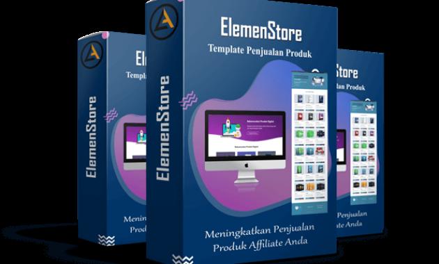 Bonus Cover ElemenStore